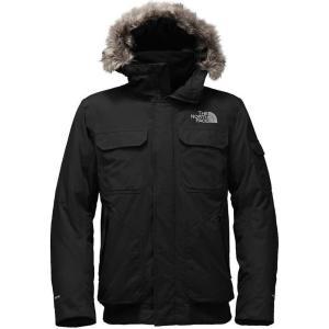 ザ ノースフェイス メンズ ダウンジャケット アウター Gotham Jacket III TNF Black|fermart3-store