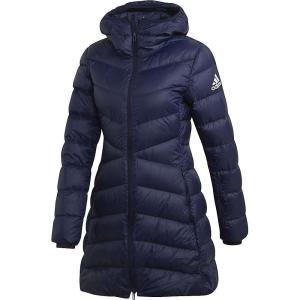 アディダス Adidas レディース ダウン・中綿ジャケット アウター cw nuvic jacket Legend Ink fermart3-store