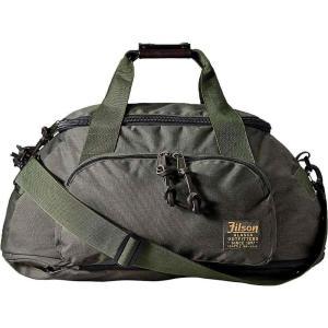 フィルソン ユニセックス ボストンバッグ・ダッフルバッグ バッグ Filson Duffle Backpack Otter Green fermart3-store