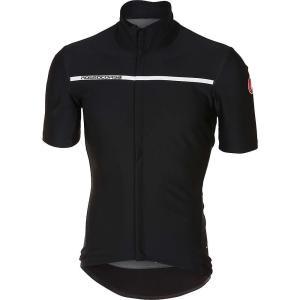 カステリ メンズ トップス 自転車 Castelli Gabba 3 Top Light Black|fermart3-store
