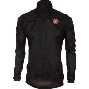 カステリ メンズ アウター 自転車 Squadra ER Jacket Black|fermart3-store