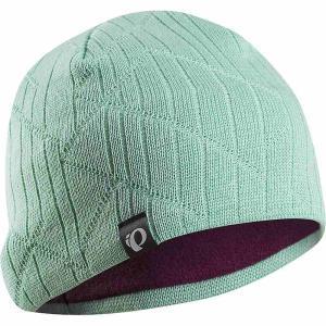 パールイズミ Pearl Izumi ユニセックス ニット 帽子 Escape Knit Hat Mist Green fermart3-store
