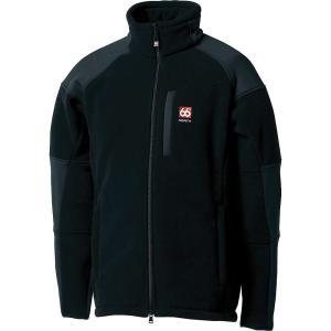 66ノース メンズ ジャケット アウター 66North Tindur Technical Jacket Black fermart3-store