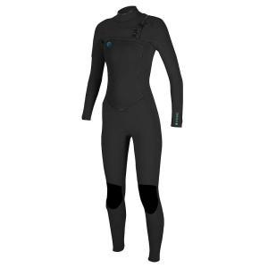 オニール レディース ウェットスーツ サーフィン O'Neill O'Riginal F.U.Z.E 3/2MM Full Suit Black / Black / Black|fermart3-store