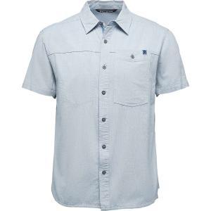 ブラックダイヤモンド メンズ 半袖シャツ トップス Chambray Modernist Shirt Blue Steel fermart3-store