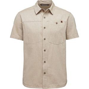 ブラックダイヤモンド メンズ 半袖シャツ トップス Chambray Modernist Shirt Dark Curry fermart3-store