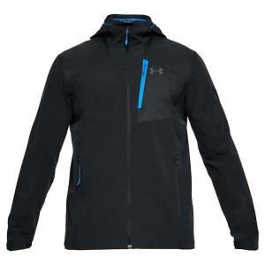 アンダーアーマー メンズ ジャケット アウター UA Propellant Jacket Black / Black / Graphite fermart3-store
