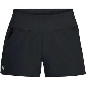 アンダーアーマー レディース ショートパンツ ボトムス・パンツ UA Ramble Short Black / Tropical Tide / Overcast Grey fermart3-store