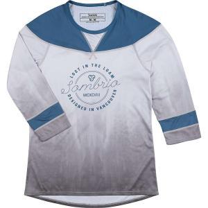ソンブリオ レディース トップス 自転車 Noble Jersey Grey Tie Dye fermart3-store