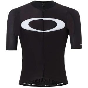 オークリー メンズ トップス 自転車 Premium Branded Road Jersey Blackout fermart3-store