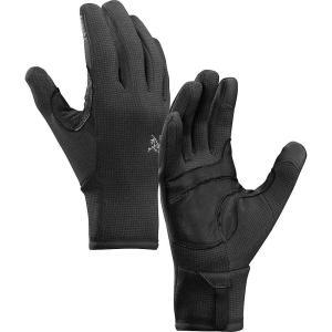 アークテリクス Arcteryx ユニセックス 手袋・グローブ Rivet Glove Black|fermart3-store
