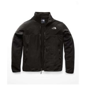 ザ ノースフェイス メンズ フリース トップス Glacier Alpine Jacket TNF Black|fermart3-store