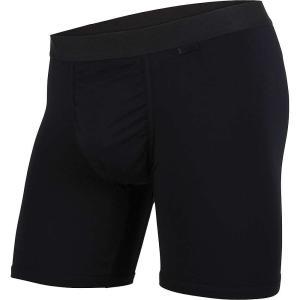 マイパッケージ メンズ ボクサーパンツ インナー・下着 Bn3th Classic Boxer Brief Black / Black|fermart3-store