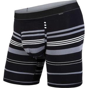 マイパッケージ メンズ ボクサーパンツ インナー・下着 Bn3th Classic Boxer Brief Brooklyn Stripe|fermart3-store