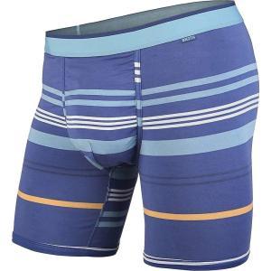 マイパッケージ メンズ ボクサーパンツ インナー・下着 Bn3th Classic Boxer Brief Sydney Harbour Stripe|fermart3-store