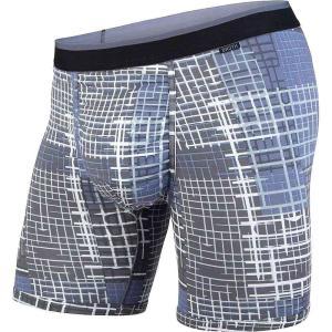 マイパッケージ メンズ ボクサーパンツ インナー・下着 Bn3th Classic Boxer Brief Brooklyn Grid|fermart3-store