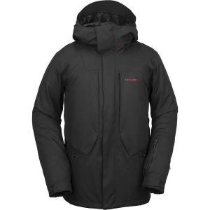ボルコム Volcom メンズ ジャケット アウター Anders 2L TDS Jacket Black|fermart3-store