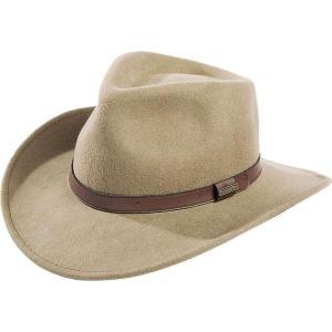 ペンドルトン Pendleton ユニセックス ハット 帽子 Outback Hat Putty|fermart3-store