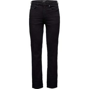 ブラックダイヤモンド Black Diamond メンズ ジーンズ・デニム ボトムス・パンツ Forged Denim Pant Black fermart3-store