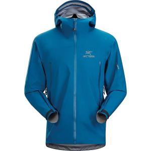 アークテリクス Arcteryx メンズ スキー・スノーボード ジャケット アウター Zeta AR Jacket Cobalt Sun|fermart3-store