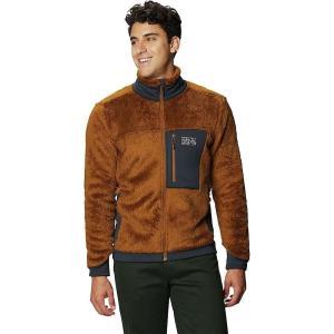 マウンテンハードウェア Mountain Hardwear メンズ フリース トップス Monkey Man/2 Jacket Golden Brown|fermart3-store