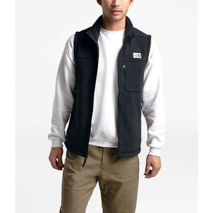 ザ ノースフェイス The North Face メンズ ベスト・ジレ トップス gordon lyons vest TNF Black Heather|fermart3-store