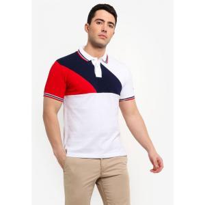 フォルクスワーゲン Volkswagen メンズ ポロシャツ トップス Short Sleeve Polo Shirt White|fermart3-store