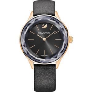 スワロフスキー レディース 腕時計 Octea Nova Watch black|fermart3-store
