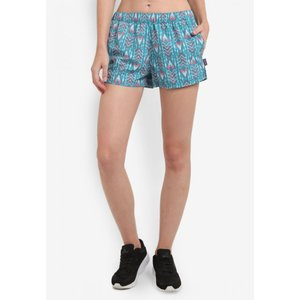 パタゴニア Patagonia レディース ショートパンツ ボトムス・パンツ Barely Baggies Shorts Tipikat: Elwha Blue|fermart3-store