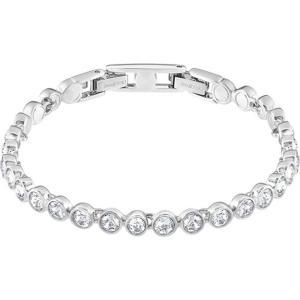 スワロフスキー レディース ブレスレット ジュエリー・アクセサリー Tennis Bracelet silver|fermart3-store