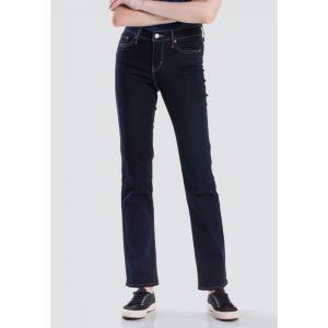 リーバイス Levi's レディース ジーンズ・デニム ボトムス・パンツ 314 Shaping Straight Jeans 19631-0001 Blue|fermart3-store