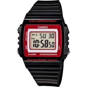 カシオ Casio メンズ 腕時計 CASIO WATCH W-215H-1A2VDF black fermart3-store