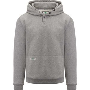 アーバーウェア Arborwear メンズ フィットネス ウェア Double Thick Pullover Hoodie Athletic Grey|fermart3-store