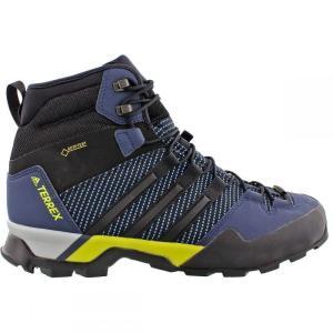 アディダス メンズ シューズ・靴 ハイキング・登山 Terrex Scope High GTX Hiking Boots Core Blue/Black/Collegiate Navy fermart3-store
