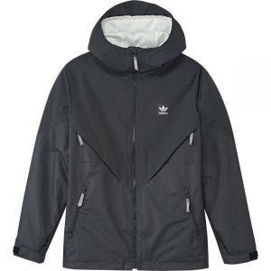 アディダス Adidas メンズ スキー・スノーボード ジャケット アウター Premiere Riding Jacket Carbon fermart3-store