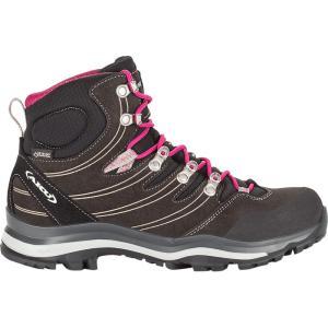 アク レディース シューズ・靴 ハイキング・登山 Alterra GTX Boot Anthracite/Magenta fermart3-store
