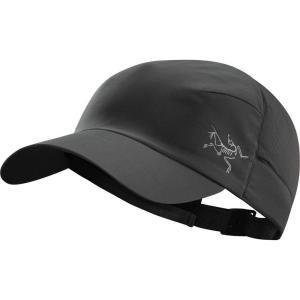 アークテリクス Arc'teryx レディース キャップ 帽子 Calvus Cap Black|fermart3-store