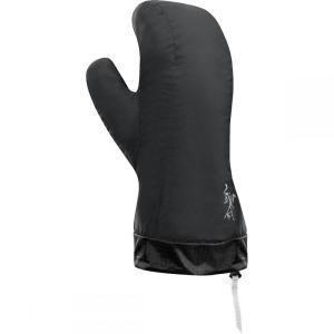 アークテリクス Arc'teryx メンズ 手袋・グローブ Down Mittens Black|fermart3-store