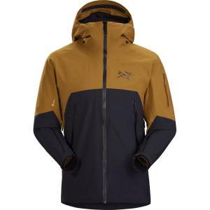 アークテリクス Arc'teryx メンズ スキー・スノーボード ジャケット アウター Rush IS Jacket 24K Black|fermart3-store