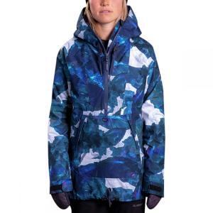 アルマダ Armada レディース ジャケット アウター Saint Pullover Jacket Ocean Lava|fermart3-store