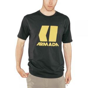 アルマダ Armada メンズ Tシャツ トップス Icon T - Shirts Black|fermart3-store
