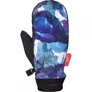 アルマダ Armada レディース 手袋・グローブ Carmel Windstopper Mitt Ocean Lava|fermart3-store