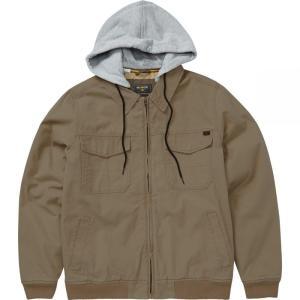 ビラボン Billabong メンズ ジャケット アウター Barlow Twill Jackets Gum|fermart3-store