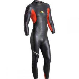 ブルーセブンティ メンズ トライアスロン ウェア トップス Sprint Fullsuits Black|fermart3-store