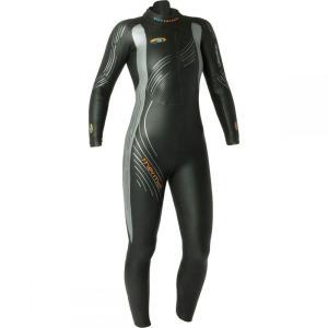 ブルーセブンティ Blueseventy メンズ ウェットスーツ トライアスロン Helix Full Wetsuits Black|fermart3-store