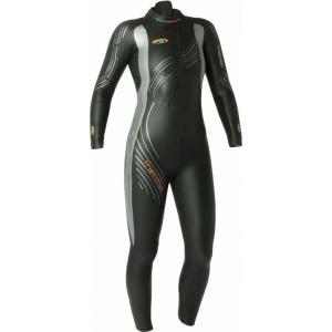 ブルーセブンティ Blueseventy メンズ トップス トライアスロン Thermal Reaction Full Suits Black|fermart3-store