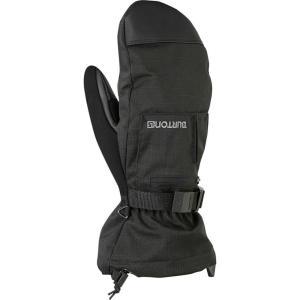 バートン メンズ 手袋・グローブ Baker 2 - In - 1 Mittens True Black|fermart3-store