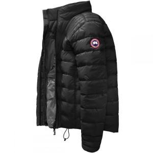 カナダグース Canada Goose メンズ ダウンジャケット アウター Brookvale Down Jackets Black/Graphite|fermart3-store