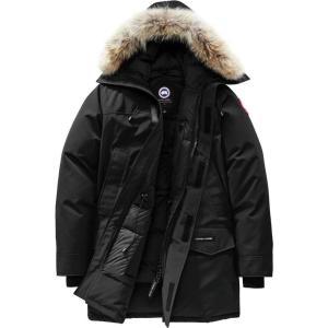 カナダグース Canada Goose メンズ ダウンジャケット アウター Langford Down Parkas Black|fermart3-store