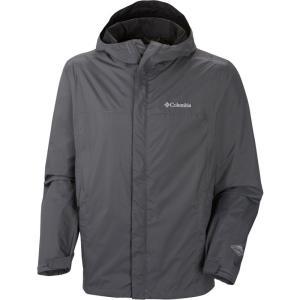 コロンビア Columbia メンズ アウター ジャケット Watertight II Jacket Graphite|fermart3-store